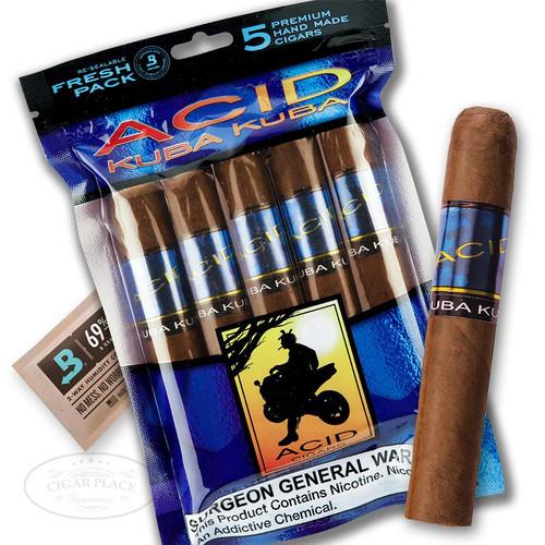 Acid Kuba Kuba Fresh Pack (5x54 / 5 Pack)