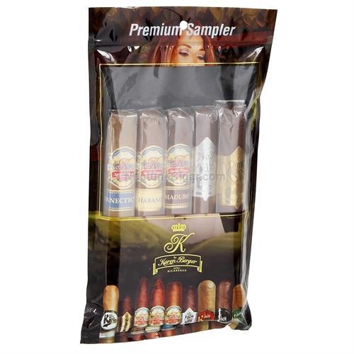 Karen Berger Premium 5pk Sampler (6x52 / 5 Pack)