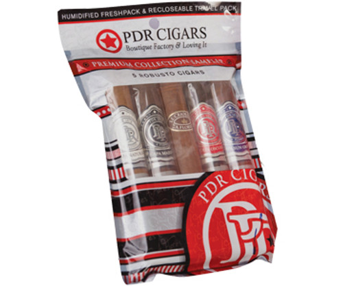 PDR Premium Collection Sampler (6x52 / 5 Pack)
