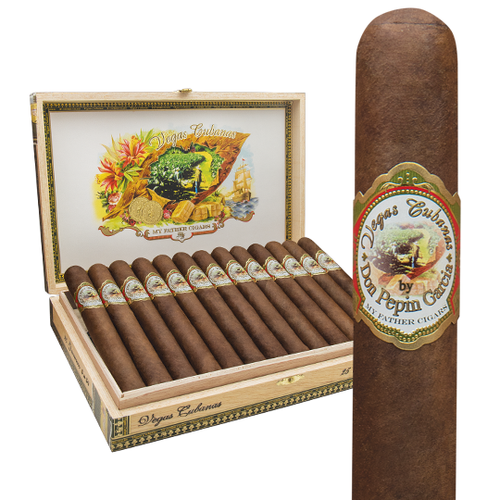 My Father Vegas Cubanas Imperiales (6 1/8x52 / 10 Pack)
