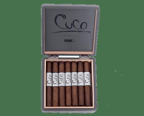 Blackbird Cigar Company Criollo Cuco Gran Toro (6x54 / 10 Pack)