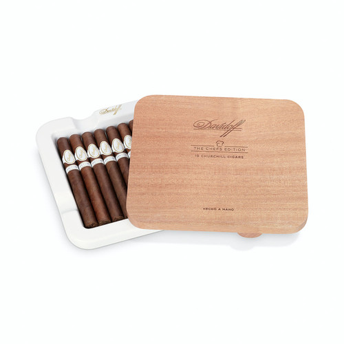 Davidoff Chefs Edition 2021 Limited Edition Churchill (7x48 / Box 10) + FREE SHIPPING ON YOUR ENTIRE ORDER!