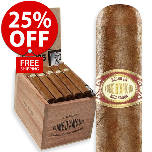 Illusione Fume D'Amour Lagunas (4.25x42 / 10 PACK SPECIAL) + 25% OFF RETAIL! + FREE SHIPPING ON YOUR ENTIRE ORDER!