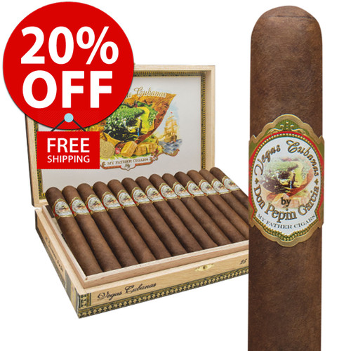 My Father Vegas Cubanas Generoso Toro (6x50 / 10 PACK SPECIAL) + 20% OFF RETAIL! + FREE SHIPPING ON YOUR ENTIRE ORDER!