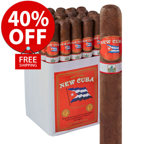 New Cuba Toro by Casa Fernandez (6x50 / Bundle 20) + 40% OFF RETAIL! + FREE SHIPPING ON YOUR ENTIRE ORDER!
