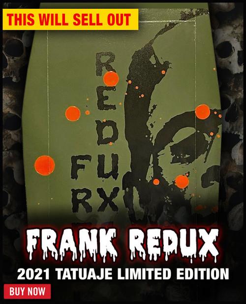 *SOLD OUT* Rare Tatuaje 2021 Frank Redux 1 (7.6x49 / Coffin Dress Box of 13)