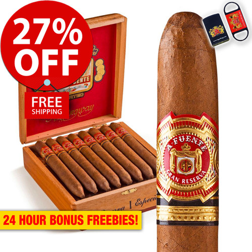 Arturo Fuente Hemingway Classic (7x48 / Box 25) + 25% OFF! + FREE TORCH LIGHTER! + FREE CIGAR CUTTER! + FREE SHIPPING ON YOUR ENTIRE ORDER!