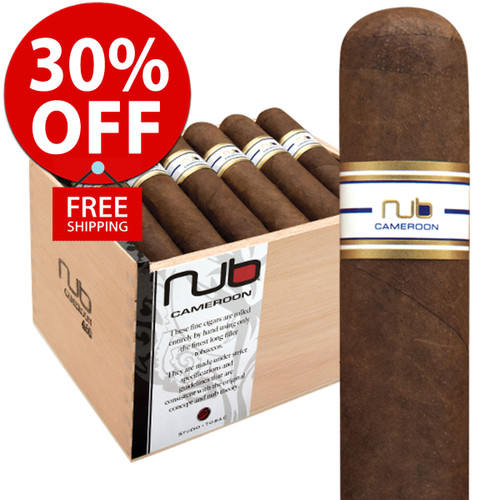 Nub 464 Torpedo Cameroon (4x64 / 10 PACK SPECIAL) + 30% OFF RETAIL! + FREE SHIPPING ON YOUR ENTIRE ORDER!