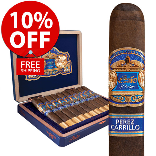 EP Carillo Pledge Prequel (5x50 / 10 PACK SPECIAL) + 10% OFF RETAIL! + FREE SHIPPING ON YOUR ENTIRE ORDER!