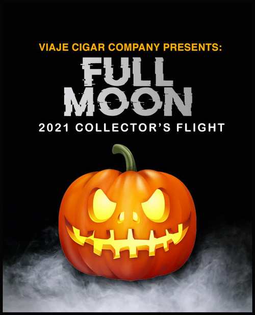 *SOLD OUT* Viaje Full Moon 2021 Collector's Flight (11 PACK SPECIAL) + FREE SHIPPING ON YOUR ENTIRE ORDER!
