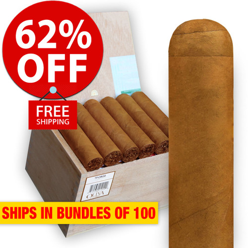 Nub Habano 560 Naked (5x60 / Bundle 100) + 62% OFF RETAIL! + FREE SHIPPING ON YOUR ENTIRE ORDER!