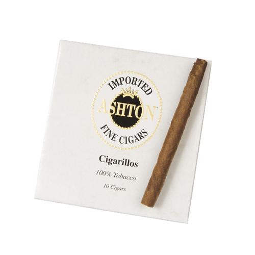 Ashton Cigarillo Tin (3.75x26 / Tin of 10)