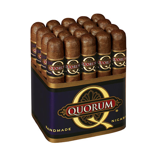 Quorom Robusto (4.75x50 / Bundle 20)