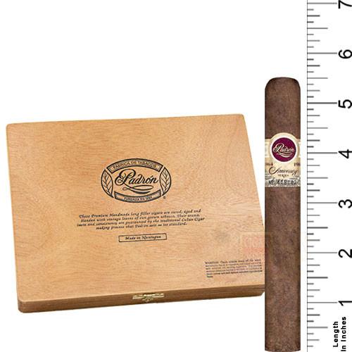 Padron 1964 Exclusivo Natural (5.5x50 / Box 25)