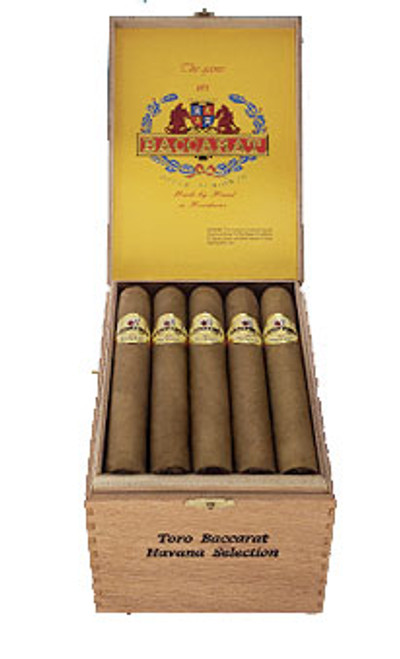 Baccarat Belicoso (6x50 / 5 Pack)