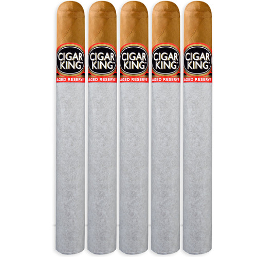 Cigar King Aged Reserve Natural Churchill (7x50 / 5 Pack)