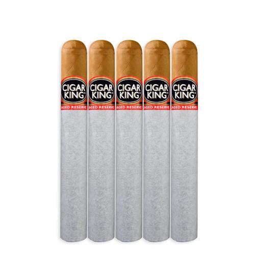 Cigar King Aged Reserve Natural Corona (5.5x46 / 5 Pack)