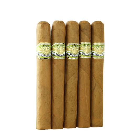 Cuban Heirloom Connecticut Toro (5.5x54 / 5 Pack)