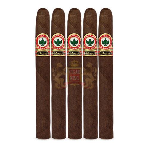 Joya De Nicaragua Antano Churchill (6.88x48 / 5 Pack)