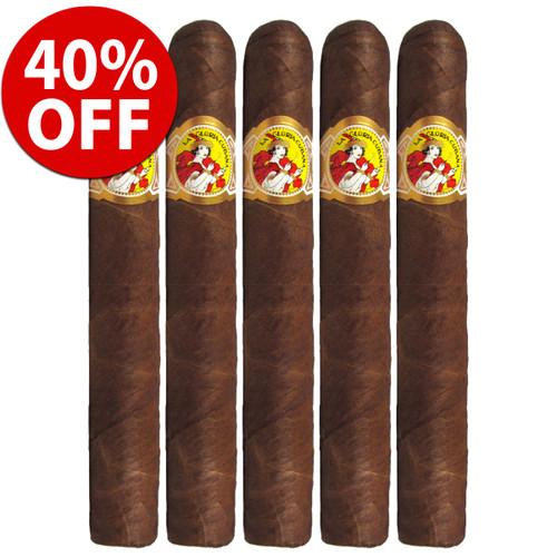 La Gloria Cubana Corona Gorda Maduro (6x52 / 5 Pack) + 40% OFF RETAIL!