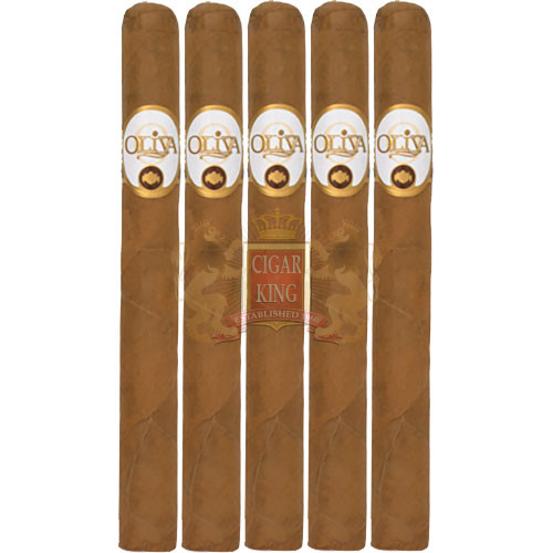 Oliva Connecticut Reserve Churchill (7x50 / 5 Pack)