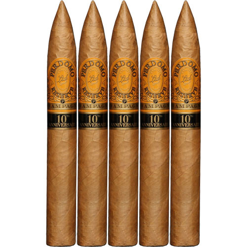 Perdomo Reserve 10 Year Anniversary Champagne