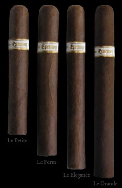 Illusione Epernay 2009 La Ferme Robusto Extra (5.25x48 / 5 Pack)