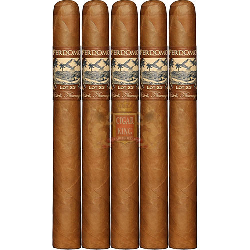 Perdomo Lot 23 Connecticut Churchill (7x50 / 5 Pack)
