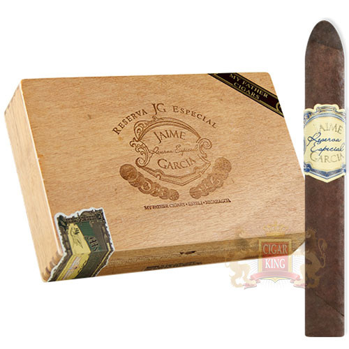 Jaime Garcia Reserva Especial Belicoso (5.5x52 / Box 20)
