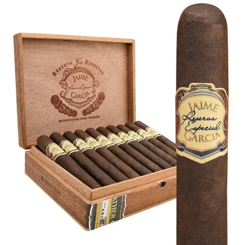 Jaime Garcia Reserva Especial Petite Robusto (4.5x50 / Box 20)