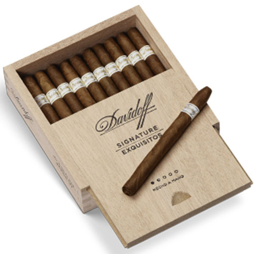 Davidoff Signature Exquisitos (3.625x22 / Box of 20)