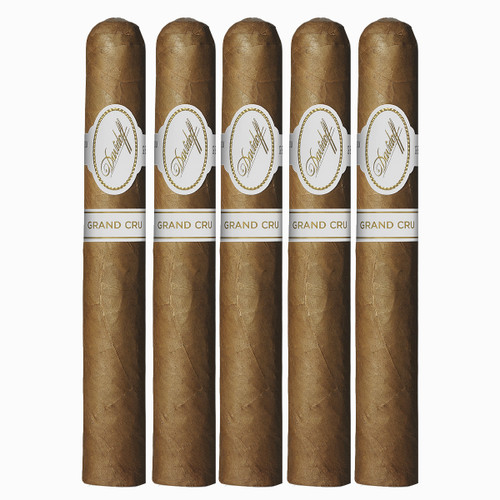 Davidoff Grand Cru No. 3 (5x43 / 5 Pack)