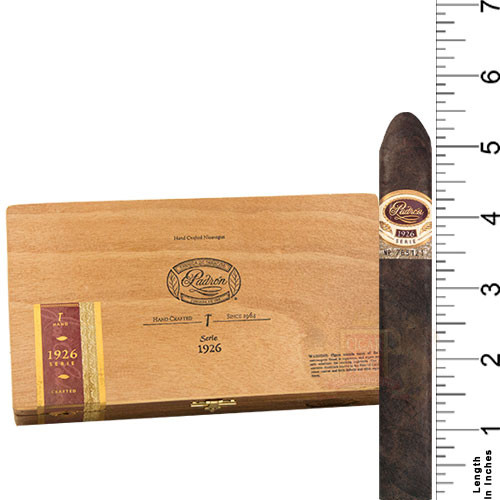 Padron Serie 1926 No. 2 Belicoso Maduro (5.5x52 / Box 24)