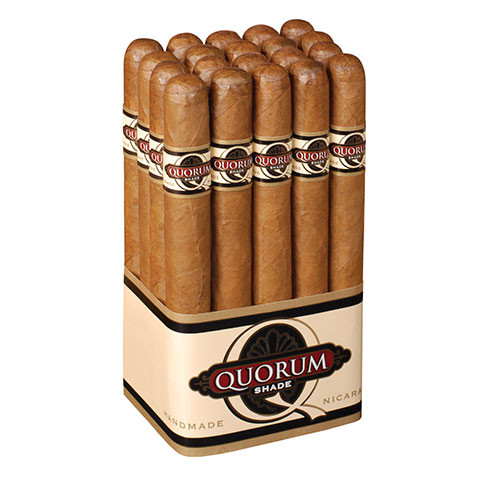 Quorum Shade Churchill (7x48 / Bundle 20)