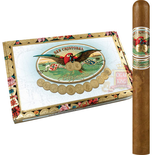 San Cristobal Elegencia Churchill (7x50 / Box 25)