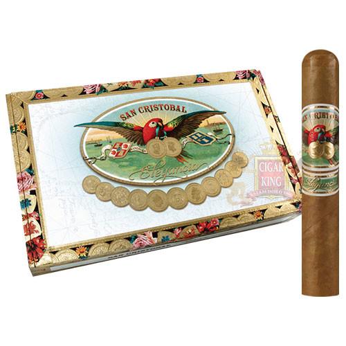San Cristobal Elegancia Robusto (5x50 / Box 25)