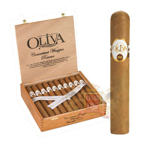 Oliva Connecticut Reserve Double Toro (6x60 / Box 10)