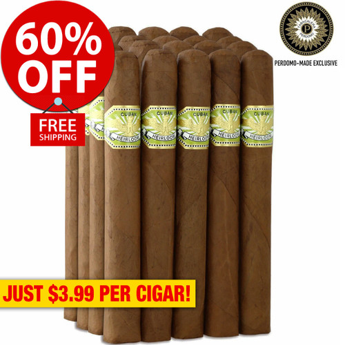 Cuban Heirloom Sungrown Churchill (7x50 / Bundle of 20) + 60% OFF RETAIL! + FREE SHIPPING ON YOUR ENTIRE ORDER!