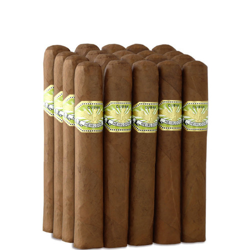 Cuban Heirloom Sun Grown by Perdomo 556 Reserve (5.25x56 / Bundle of 20)