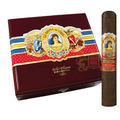 La Aroma de Cuba Mi Amor Reserva Maximo (5.5x54 / Box 24)