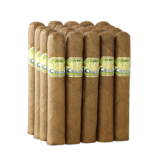 Cuban Heirloom Connecticut by Perdomo 556 Reserve (5.25x56 / Mazo of 20)