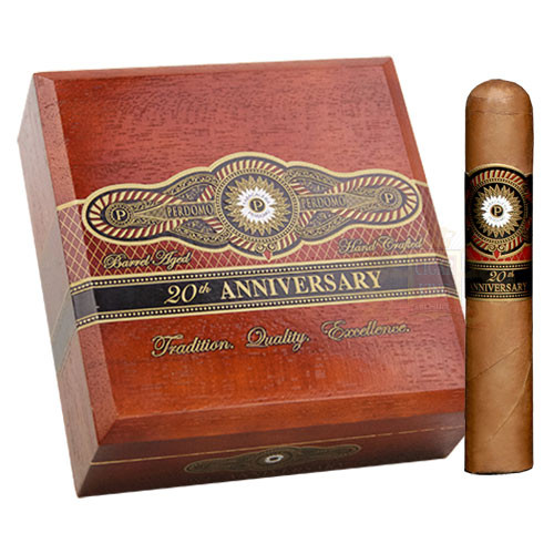 Perdomo 20th Anniversary Sun Grown Robusto