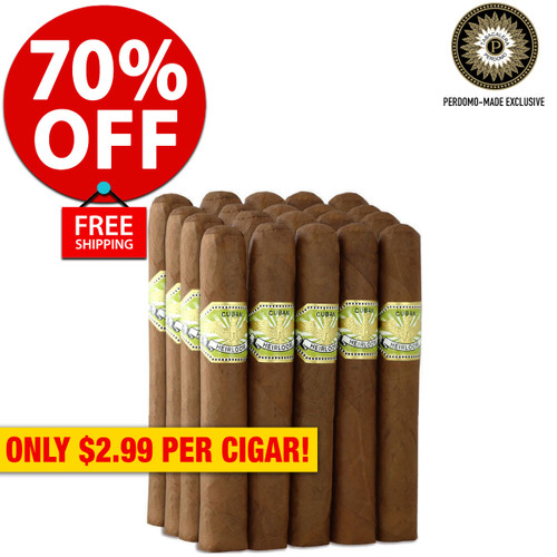 Cuban Heirloom Cameroon Corona (6x44 / Bundle of 20) + 70% OFF RETAIL! + FREE SHIPPING ON YOUR ENTIRE ORDER!