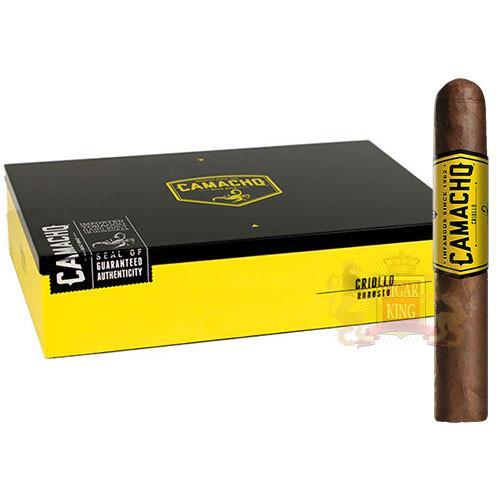 Camacho Criollo Robusto (5x50 / Box 20)