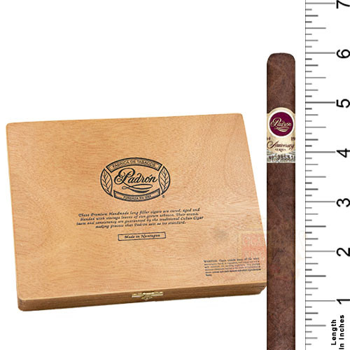 Padron 1964 Corona Natural (6.5x42 / Box 25)