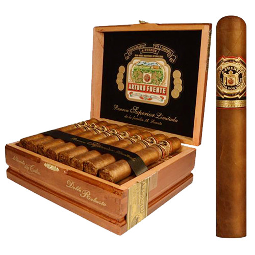 Arturo Fuente Don Carlos Double Robusto (5.75x52 / Box 25) + FREE SHIPPING ON YOUR ENTIRE ORDER!