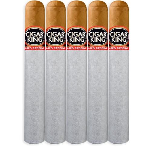 Cigar King Aged Reserve Natural Gigante (6x60 / 5 Pack)