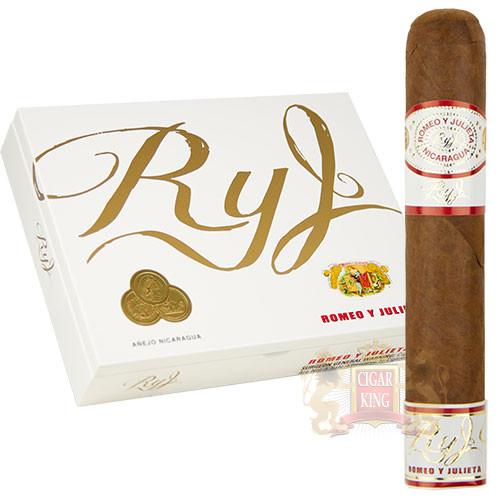 RyJ by Romeo y Julieta Bully Grande (5x54 / Box 20)