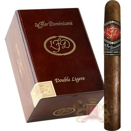La Flor Dominicana Double Ligero DL654 (6x54 / Box 20)