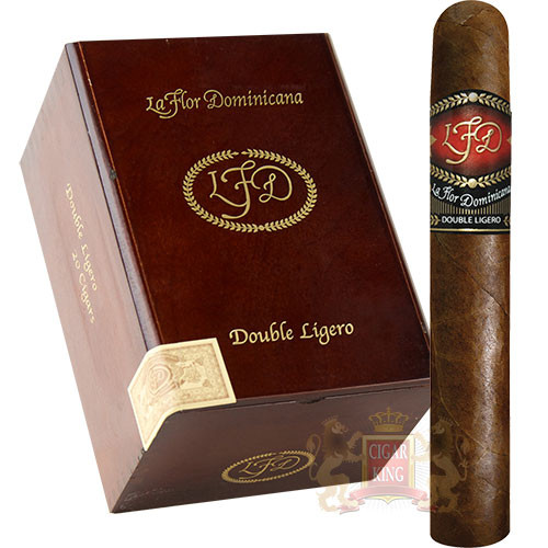 La Flor Dominicana Double Ligero DL700 (6.5x60 / Box 20)